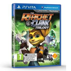 Sony PS VITA Ratchet & Clank Trilogy (PS719280798)