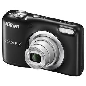 Nikon Coolpix A10 černý + Doprava zdarma