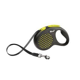 Flexi Design S Pásek 5m/15kg žluté
