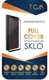 TGM Full Cover pro Huawei Nova 3 (TGMHUANO3BK) černé