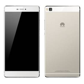 Huawei P8 16 GB - Mystic Champagne (SP-P8SSGOM) zlatý + Voucher na skin Skinzone pro Mobil CZ v hodnotě 399 Kč jako dárek + Doprava zdarma