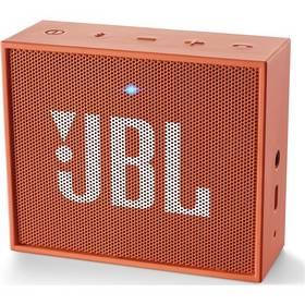 JBL GO oranžový