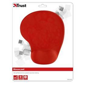 Podložka pod myš Trust BigFoot Gel Mouse Pad (20429) červená
