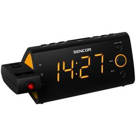 Sencor SRC 330 OR černý/oranžový