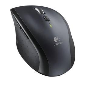 Myš Logitech Wireless Mouse M705 (910-001950) strieborná