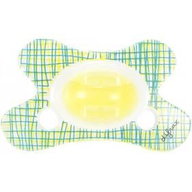 Difrax combi 0-6 měsíců žluté/zelené