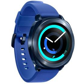 Samsung Gear Sport (SM-R600NZBAXEZ ) modrý + Doprava zdarma