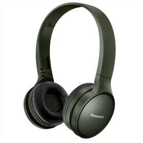 Panasonic RP-HF410BE-G (RP-HF410BE-G) zelená (poškozený obal 8800944064)