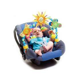 Hrazda na autosedačku a kočárek Tiny Love Sluníčko