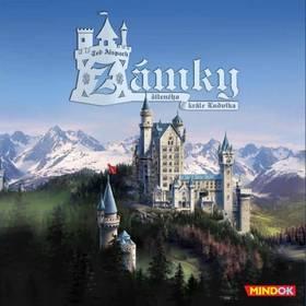 Hra Mindok Zámky šíleného krále Ludvíka