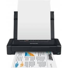 Epson WF-100W (C11CE05403) černá Software F-Secure SAFE 6 měsíců pro 3 zařízení (zdarma) + Doprava zdarma