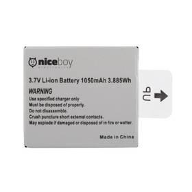 Niceboy 1050mAh pro VEGA 4K (vega-201) + Doprava zdarma