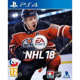 EA PlayStation 4 NHL 18 (EAP454531)