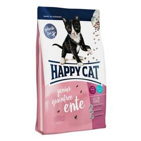 HAPPY CAT Junior Grainfree Ente / Kachna 1,4 kg