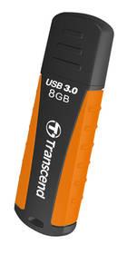 Transcend JetFlash 810 8GB (TS8GJF810) oranžový
