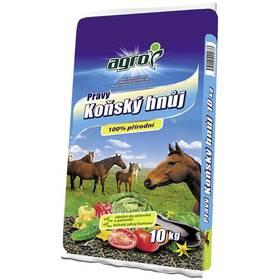 Agro koňský hnůj 10 kg + Doprava zdarma