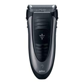 Braun Series 1 190s-1 čierny/sivý