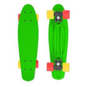 Fizz Board Green + Reflexní sada 2 SportTeam (pásek, přívěsek, samolepky) - zelené v hodnotě 58 Kč