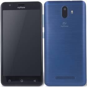 myPhone Fun 8 (TELMYAFUN8BL) modrý