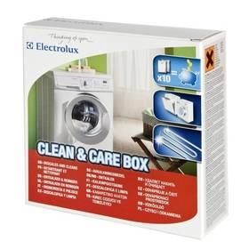 Fotografie Odvápňovací prostředek Electrolux 9029791267 pro pračky/myčky