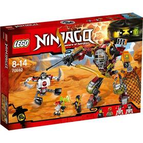 Lego® Ninjago 70592 Robot Salvage M.E.C.