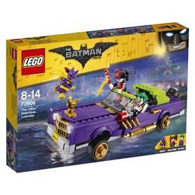LEGO® BATMAN MOVIE™ 70906 Joker a jeho vůz Notorious Lowrider + Doprava zdarma