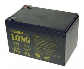 Avacom Long 12V 12Ah F2 (PBLO-12V012-F2A) černá
