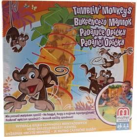 Mattel Padající opičky + Doprava zdarma