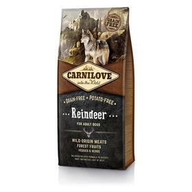 Brit Carnilove Reindeer for Adult 12 kg + Doprava zdarma