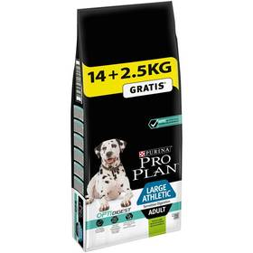 Purina Pro Plan LARGE ADULT Athletic Sensitive Digestion Jehně 14 kg + 2,5 kg + Doprava zdarma