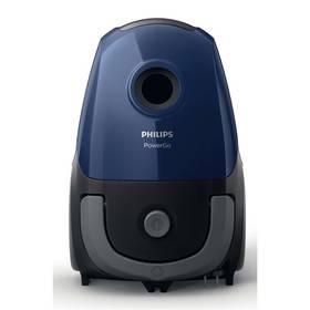 Philips PowerGO FC8240/09 modrý + Doprava zdarma