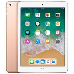 Apple iPad (2018) Wi-Fi 32 GB - Gold (MRJN2FD/A) + Doprava zdarma