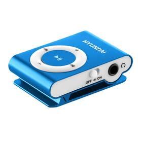 MP3 prehrávač Hyundai MP213BU modrý