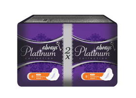Vložky Always Ultra Platinum Normal Plus 16