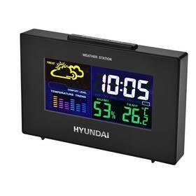 Meteorologická stanice Hyundai WS2020 černá