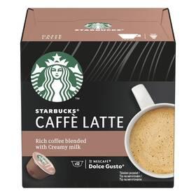 Starbucks Caffe Latte 12Caps