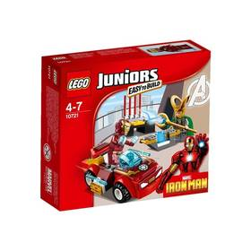 Stavebnica Lego® Juniors 10721 Iron Man vs. Loki