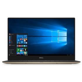 Dell XPS 13 (9360) (N-9360-N2-512G) zlatý + Doprava zdarma