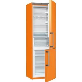 Gorenje RK6192EO oranžová + Doprava zdarma