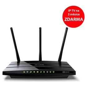 TP-Link Archer VR400 + IP TV na 3 měsíce ZDARMA (Archer VR400)