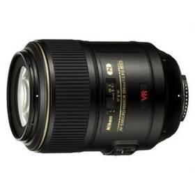 Nikon NIKKOR 105mm f/2.8G IF-ED AF-S VR MICRO černý + Cashback 2000 Kč + Doprava zdarma