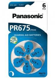 Panasonic PR675, blistr 6ks
