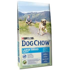 Purina Dog Chow Puppy Velká plemena krůta 14 kg