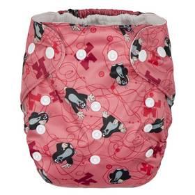 Plienkové nohavičky G-mini UNI ružové