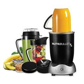Delimano Nutribullet RX černý/stříbrný + Směs superpotravin do smoothie NutriBlast Superboost v hodnotě 249 Kč + Doprava zdarma