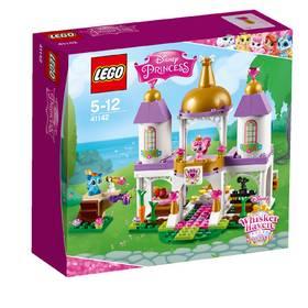 Fotografie LEGO Disney Princess 41142 Mazlíčci z paláce - královský hrad