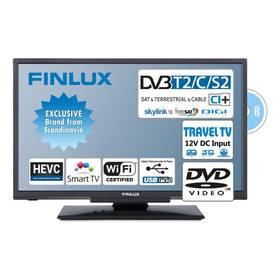 Finlux 24FDM5660 černá + Doprava zdarma