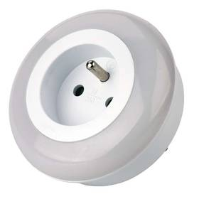 EMOS do zásuvky, 3 x LED (1456000070) bílé