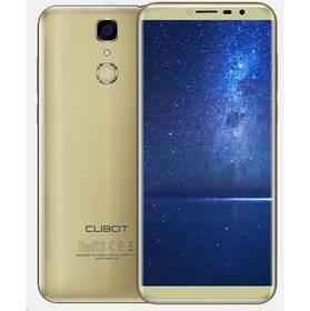 CUBOT X18 Dual SIM (PH3639) zlatý + Doprava zdarma