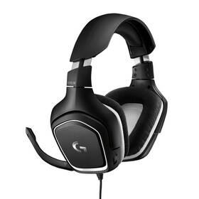 Logitech Gaming G332 SE (981-000831) čierny/biely